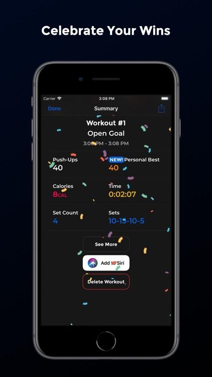 PushFit Pro screenshot-4