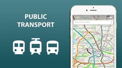 Transporte publico BerlinaCaptura de pantalla de1