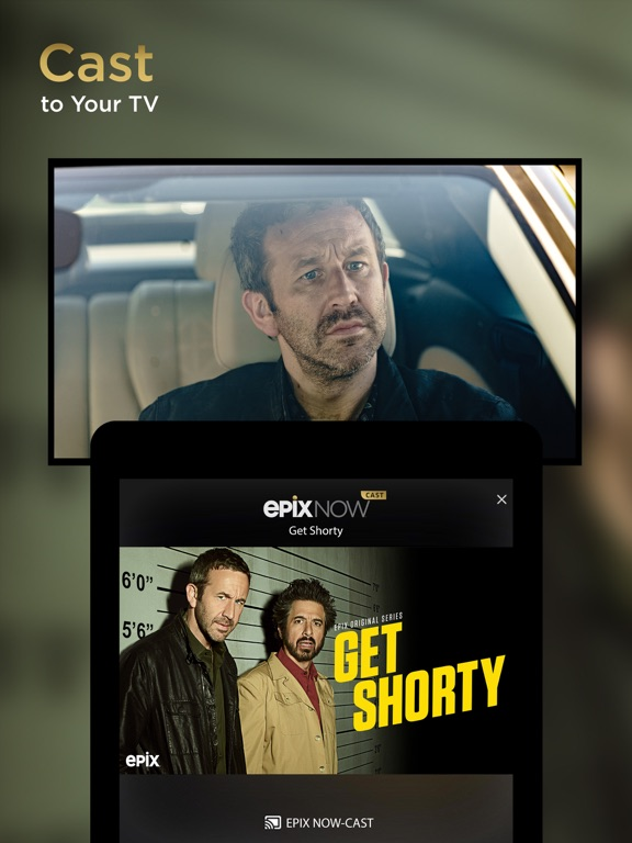Screenshot #4 for EPIX NOW: Watch TV and Movies
