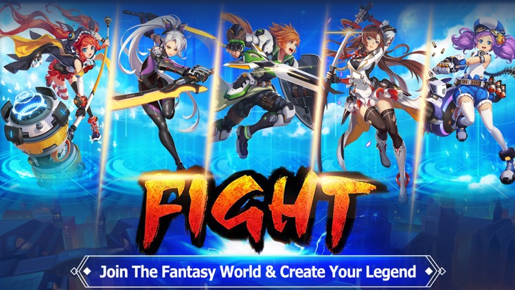 Blade & Wings: Fate of Legends
