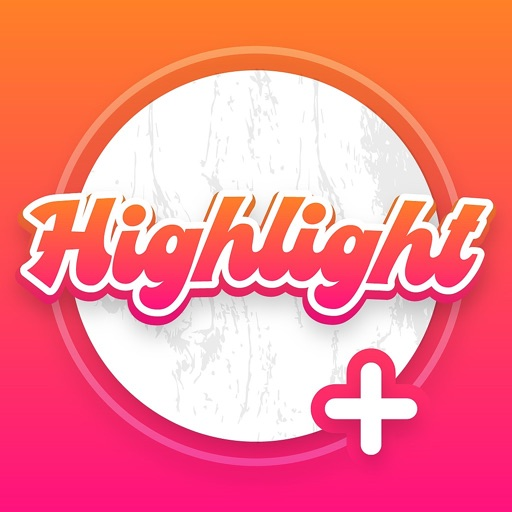 Highlight Cover Maker + Icons