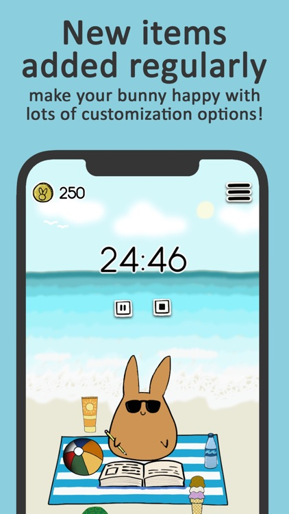 Study Bunny: Focus Timer screenshot-7