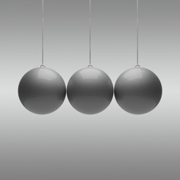 Newton's Cradle Plus