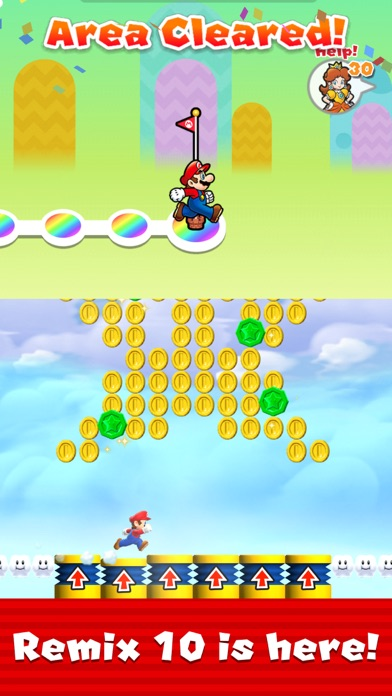 Screenshot for Super Mario Run in Ukraine App Store