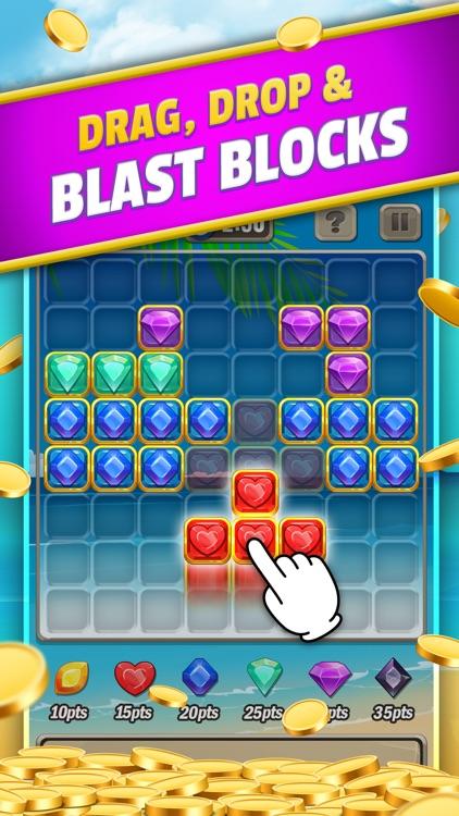 Jewel Blitz: Block Puzzle screenshot-0