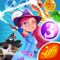 App Icon for Bubble Witch 3 Saga App in Sri Lanka IOS App Store