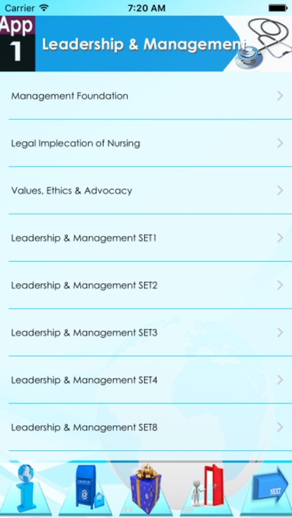NCLEX Leadership & Management1 screenshot-4