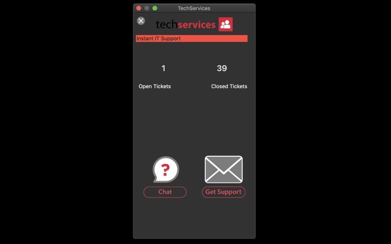 Tech Services скриншот программы 3