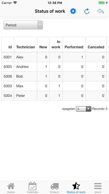 Nano Service Management screenshot-7
