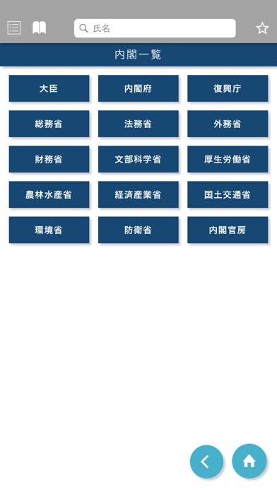 国会議員要覧 平成31年2月版のおすすめ画像2