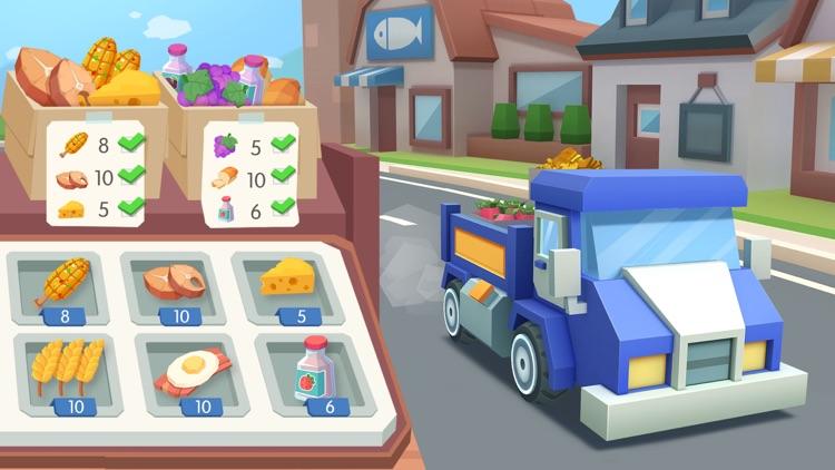 Town Farm: Farming Trucks screenshot-4