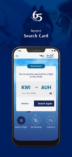 Kuwait Airways on the App Store
