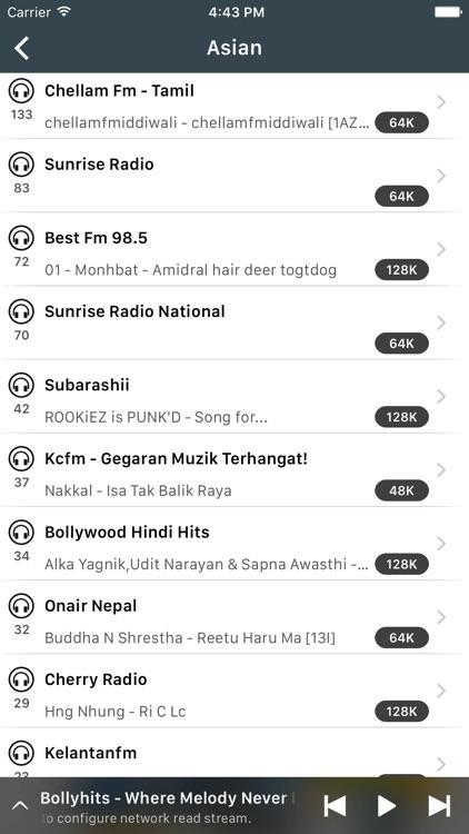 Radio Tuner - Live FM Stations
