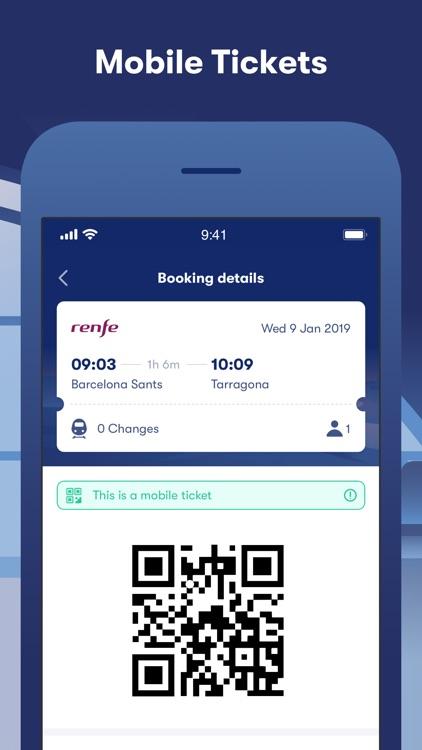 Omio: Train, Bus, Flight App