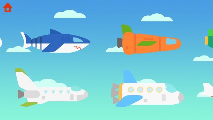 Dinosaur Airport - Kids Games screenshot-9
