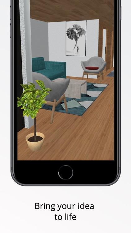 Spruce - 3D Home Design screenshot-5