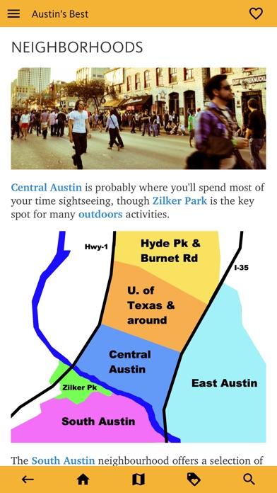 Austin's Best: TX Travel Guide screenshot 5