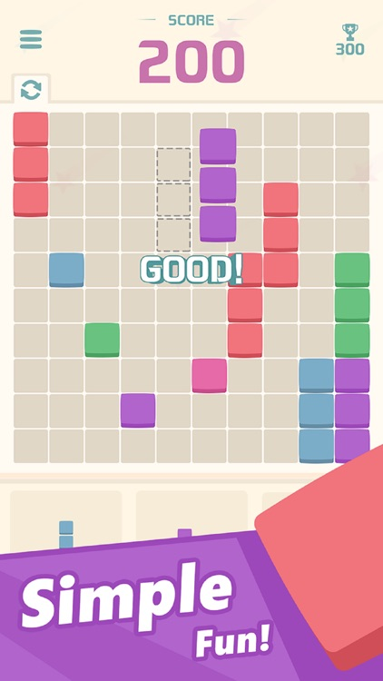 Block Puzzle!!!! screenshot-0