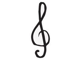 Music Notes - stickers & emoji