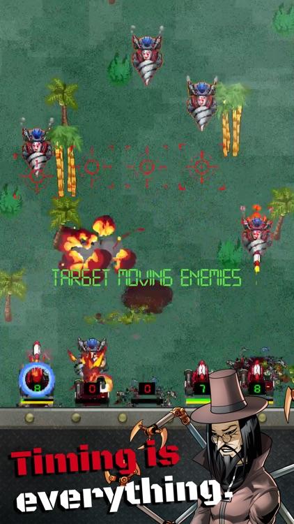 Tank Army - Fast Fingers Shmup screenshot-5