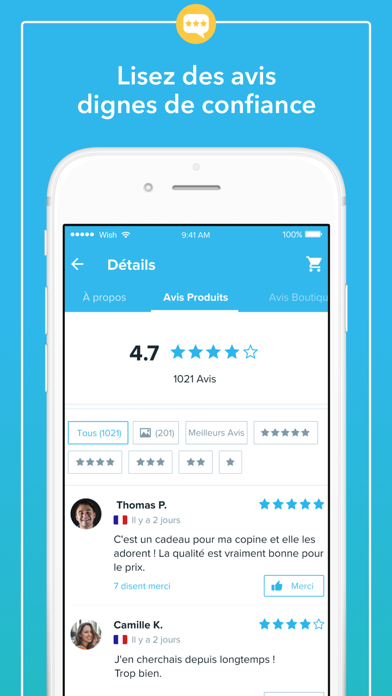 messages.download Wish - Acheter en s'amusant software