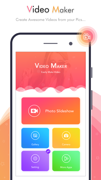 Video Maker Photos with songs