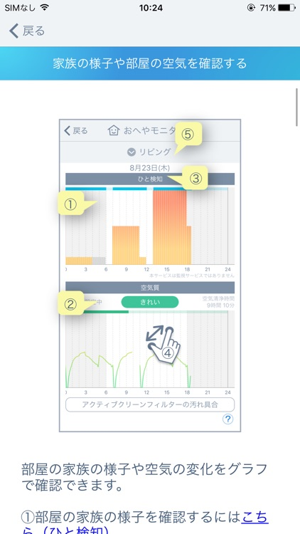 エオリア アプリ