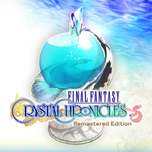 FINALFANTASY CRYSTALCHRONICLES icon