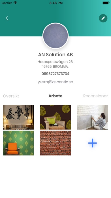 Screenshot for Yosso Företag in Russian Federation App Store
