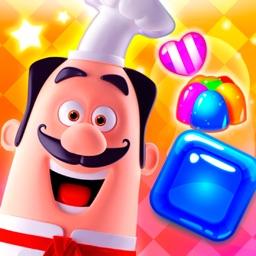 Candy Magic : Sweet Road