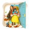 脱出ゲーム 白雪姫と七人の小人たち-Jammsworks Inc.