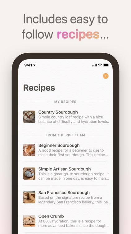 Rise – Sourdough Baking
