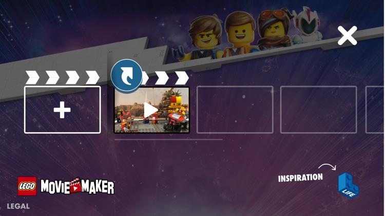 THE LEGO® MOVIE 2™ Movie Maker screenshot-3