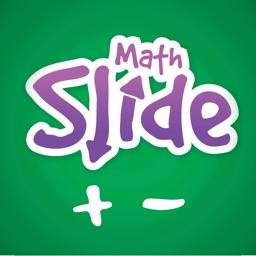 Math Slide: add & subtract