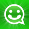 App Icon for Stickers Packs for WhatsApp! App in Lebanon App Store