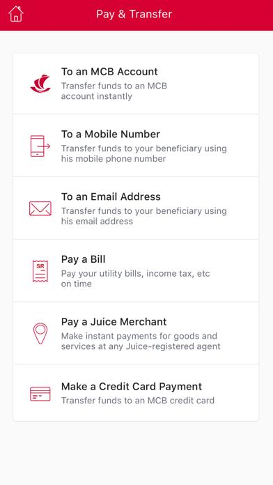 JuiceByMCB Seychelles screenshot three