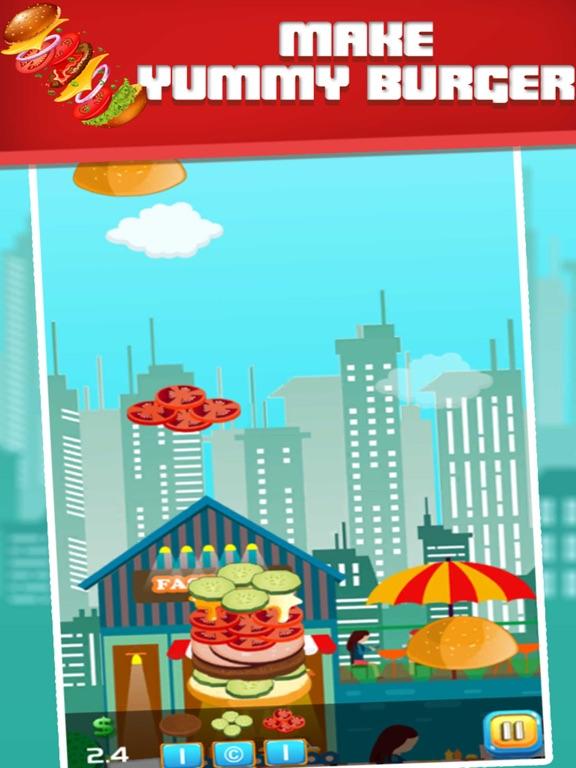 Sky High Burger screenshot 8