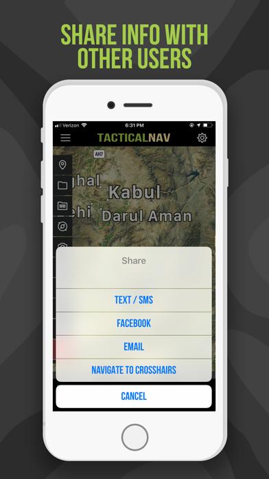 Tactical NAVのおすすめ画像9