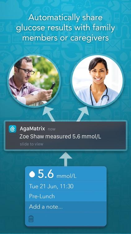 AgaMatrix Diabetes Manager screenshot-4