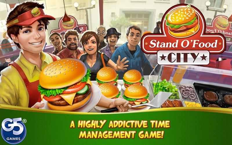Stand O'Food City screenshot 1