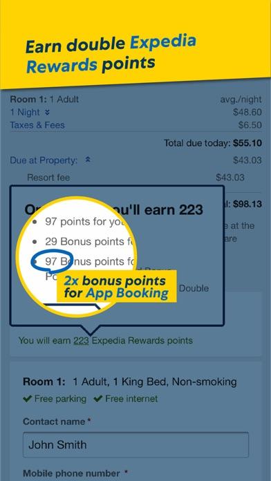 messages.download Expedia: Hotels, Flights & Car software