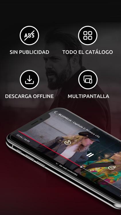 ATRESplayer. Series y Noticias screenshot-3