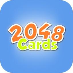 2048 Merge Cards