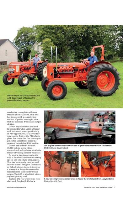 Tractor & Machineryのおすすめ画像7