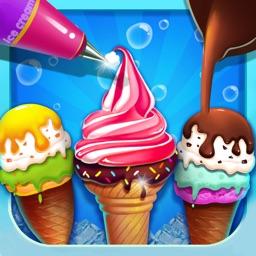 Be An Ice Cream Master