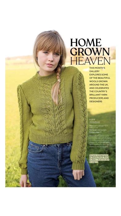 Knitting Magazineのおすすめ画像4