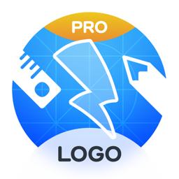 Ícone do app Criador de Logotipo InstaLogo