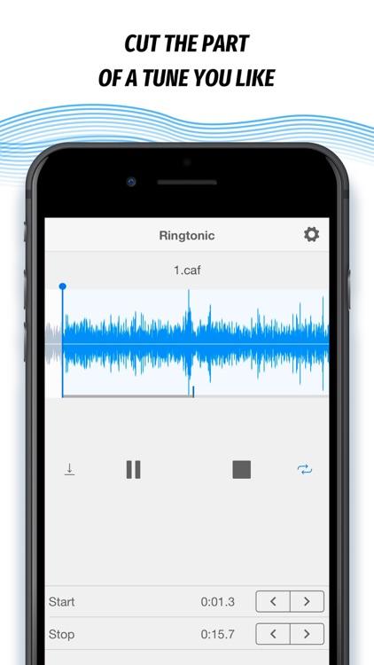 Ringtonic - Ringtone Maker
