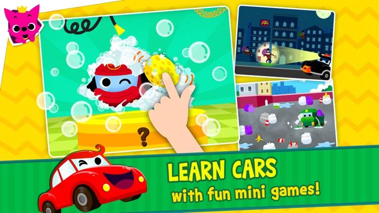 Pinkfong Car Town screenshot-3