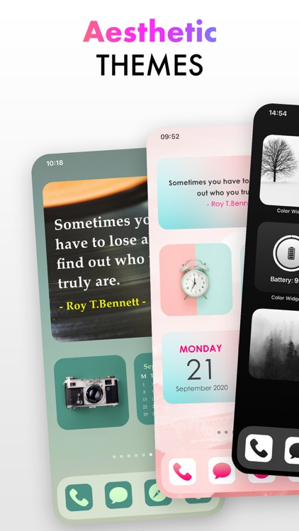 Pro Widget : Color Widgets screenshot-4